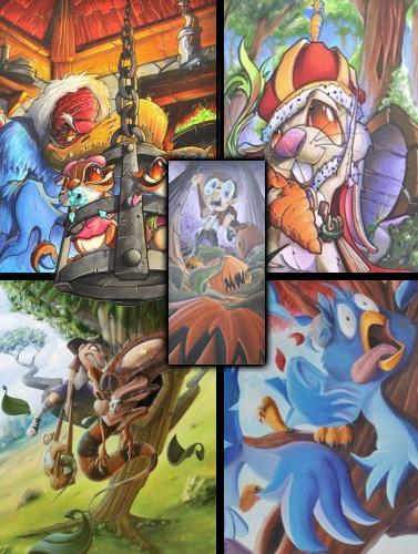 five print set by frank la natra